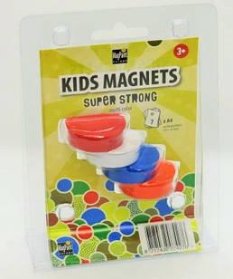 Набор магнитов MagPaint  Цветные таблетки 4шт