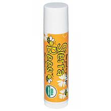 """Органический бальзам для губ Sierra Bees """"Honey Lip Balm"""" медовый (4,25 г)"""