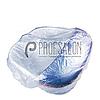 Чехол на ванночку для педикюра 50*70 см, 50 шт/уп, голубой
