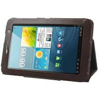 Чехол Samsung Galaxy Tab 2 P3100 Brown