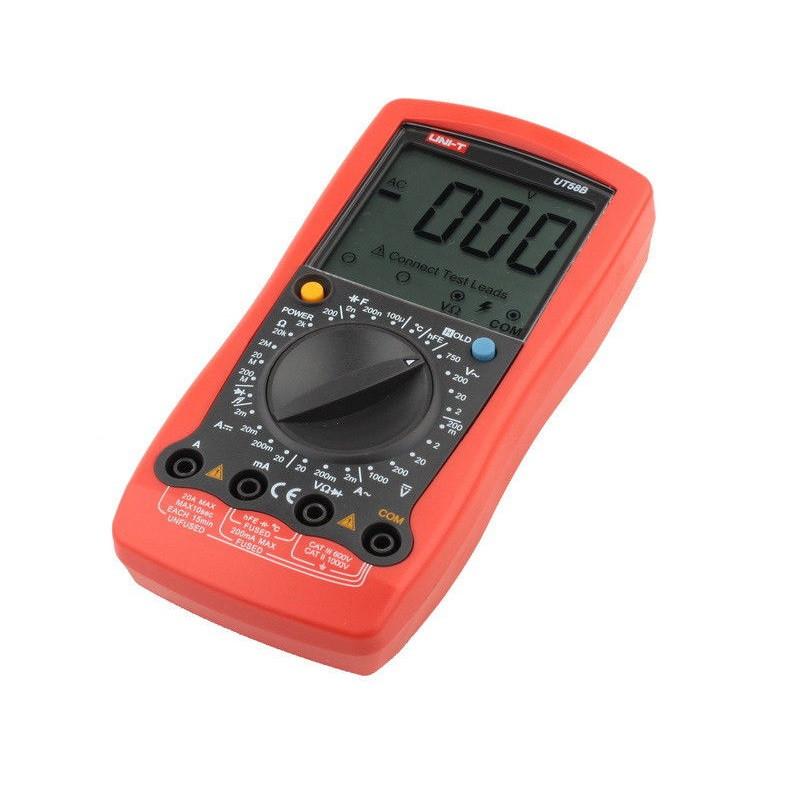 Цифровой мультиметр UNI-T UT-58B с термопарой