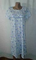 Ночные рубашки женские 100% хлопок,  р.48-56. От  5шт по-69грн