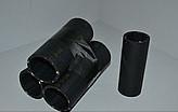 DK-1348-01 Патрубок радиатора ЮМЗ, Д-65 (к-т 4шт)