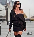 Платье с поясом «Севилья» от СтильноМодно , фото 4