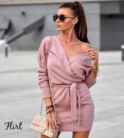 Платье с поясом «Севилья» от СтильноМодно