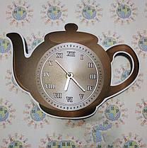 Часы настенный Чайник