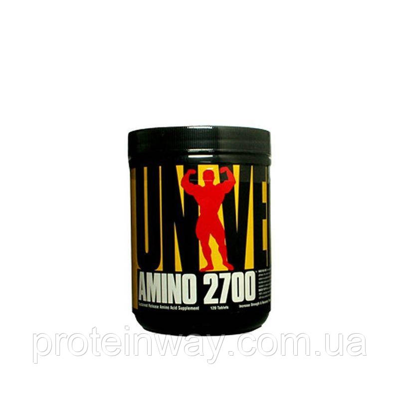 Universal Nutrition Аминокислоты Amino 2700 120 tab