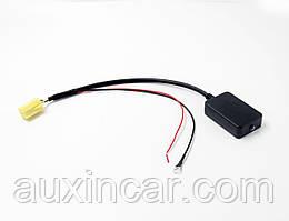 A2DP Bluetooth адаптер, через AUX Wefa WF-502 для Alfa Romeo