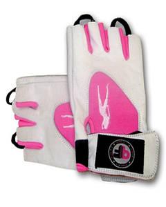 Перчатки BioTech Lady 1 размер XL white/pink