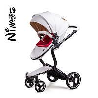 """Детская коляска Ninos A88 с технологией """"люлька внутри"""""""