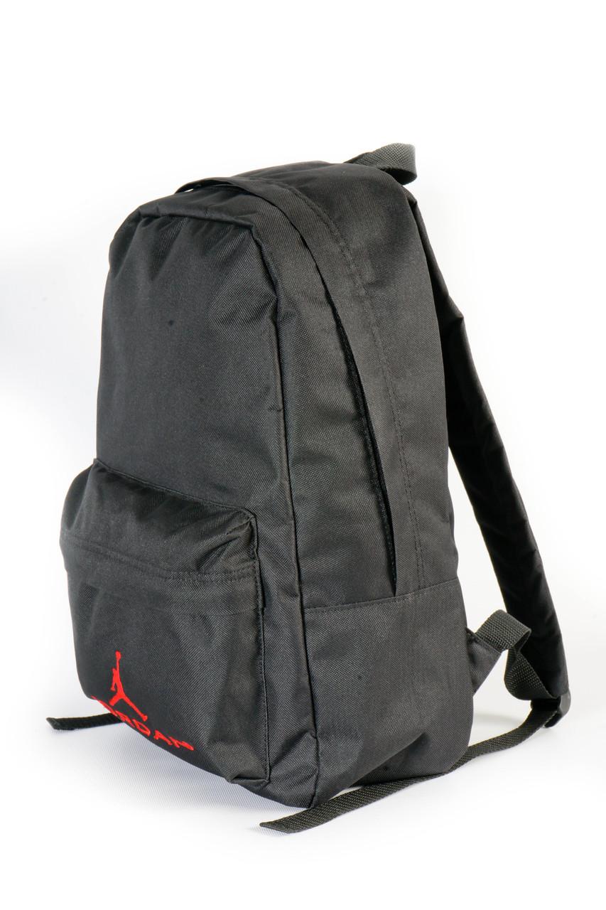 Молодежный черный рюкзак Jordan   14 л, фото 3