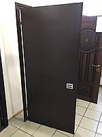 Двери входные металлические в подъезд 950*2040 левые, фото 1