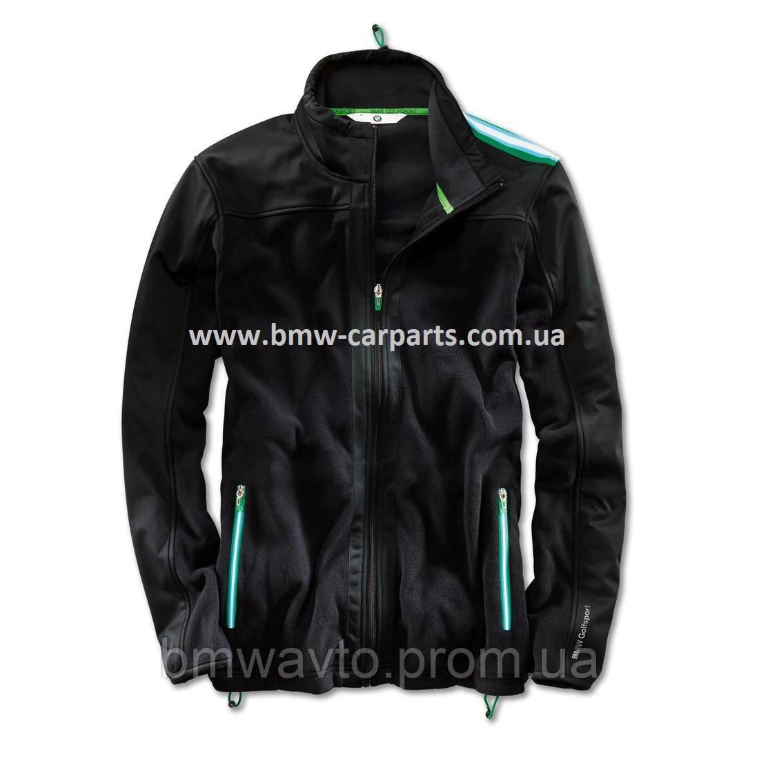 Мужская флисовая куртка BMW Golfsport Fleece Jacket, men
