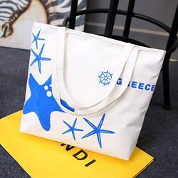 Эко-сумка со звездами