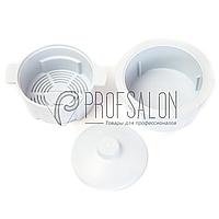 Лоток - Контейнер для дезинфекции, ёмкость 0,12 л, повышенного качества, белый, фото 1