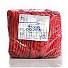 Одноразові шапочки, шарлотки, на подвійний гумці Polix 100 шт, червоні