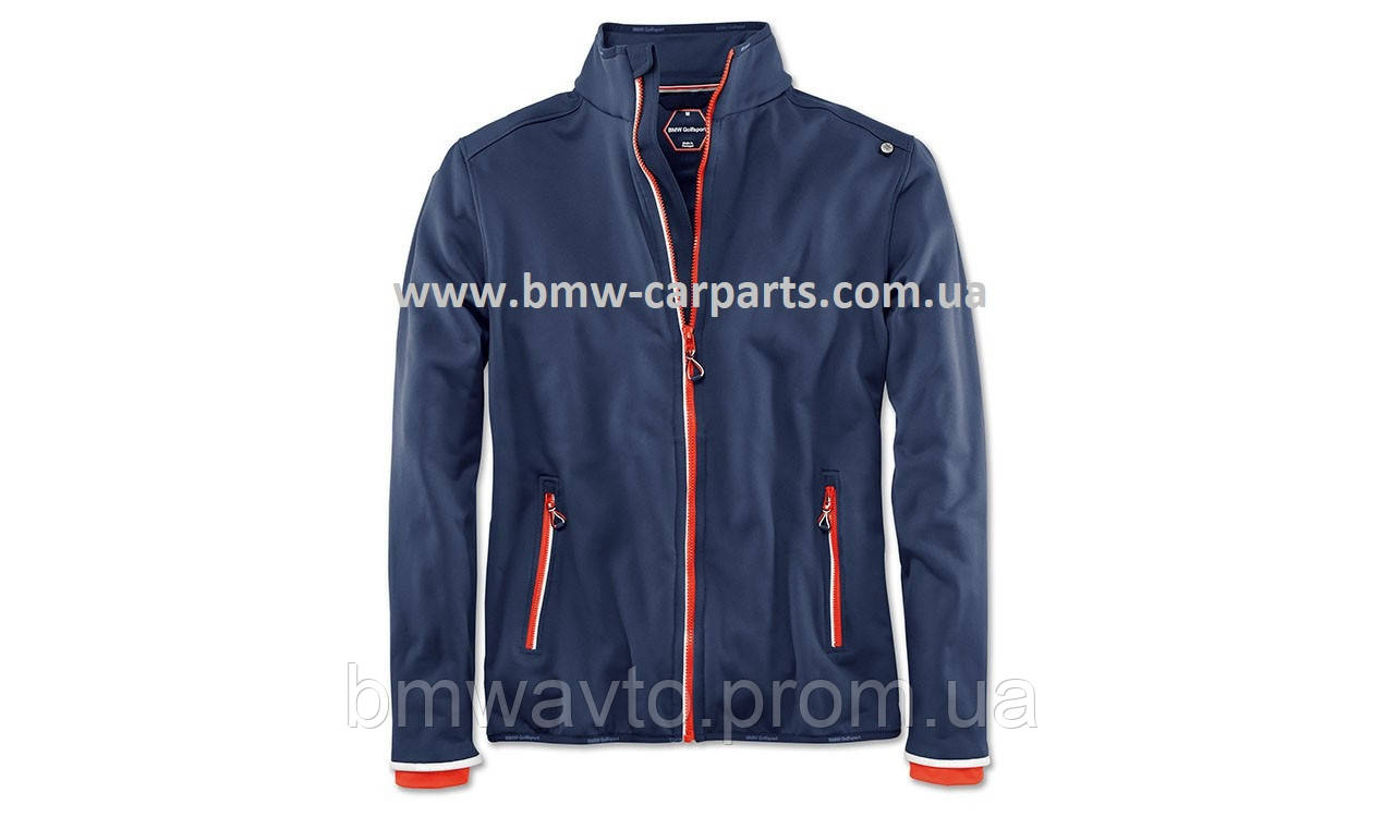 Мужская флисовая куртка BMW Golfsport Fleece Jacket, Men, фото 2
