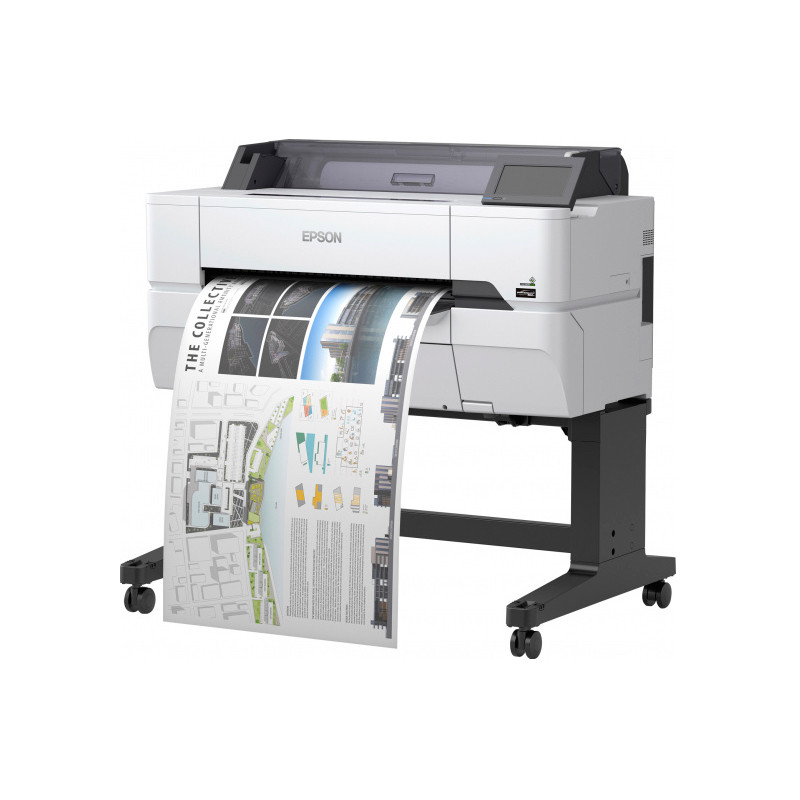 Принтер Epson SureColor SC-T3400 24'' (C11CF85301A0)