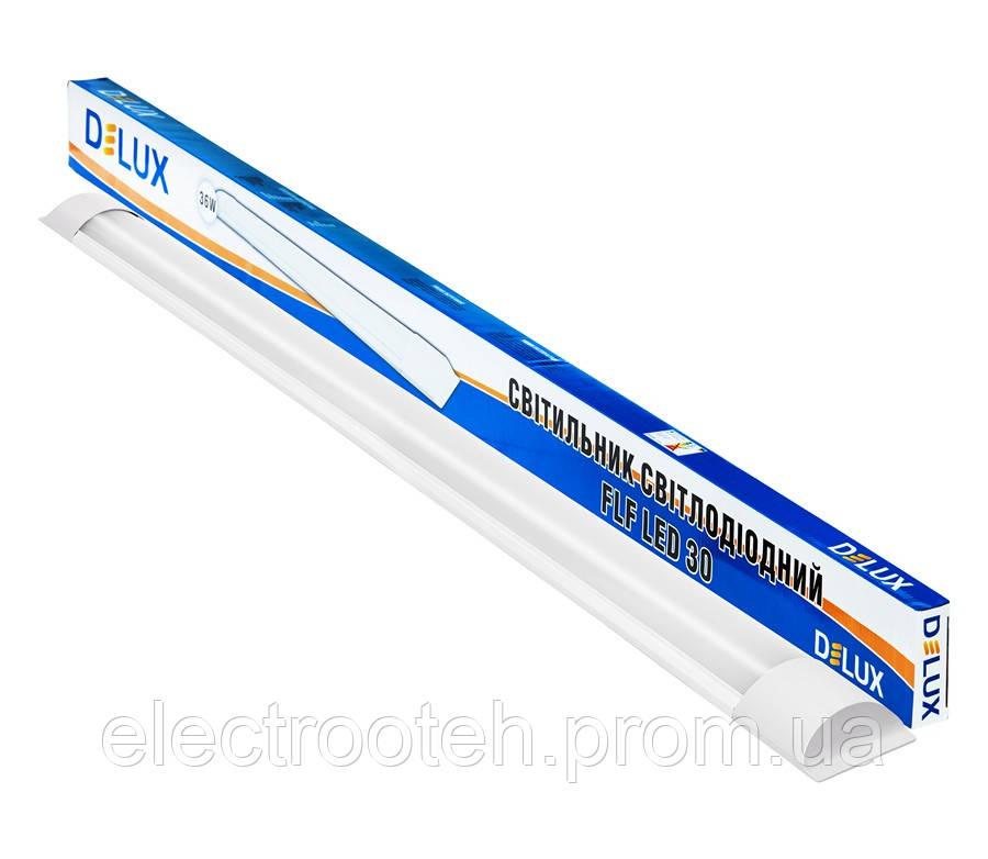 Світильник світлодіодний настінно-стельовий DELUX FLF LED 30 36W 4100K