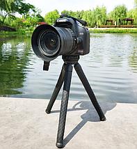 Гибкий штатив для телефона,фотокамер,экшн камер LZ-30, фото 2
