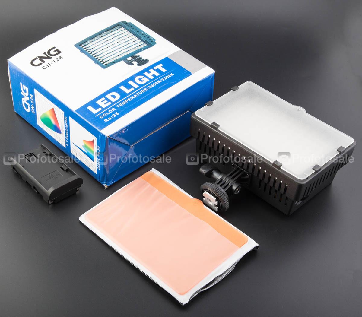 LED-свет CNG CN-126