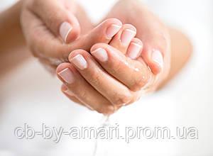 Питательный уход за кожей рук