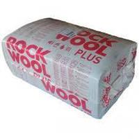 Мінеральна базальтова вата Rockwool Польща листова 1000*610мм Rockmin Plus