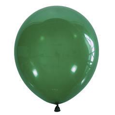 """Шар 5"""" LATEX OCCIDENTAL-МК декоратор 055 зеленый кристалл"""