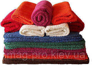 Махровое полотенце цветное  100х150 плотность 420гр./м2 Пакистан, фото 3