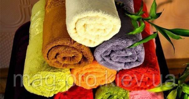Махровое полотенце цветное  100х150 плотность 420гр./м2 Пакистан