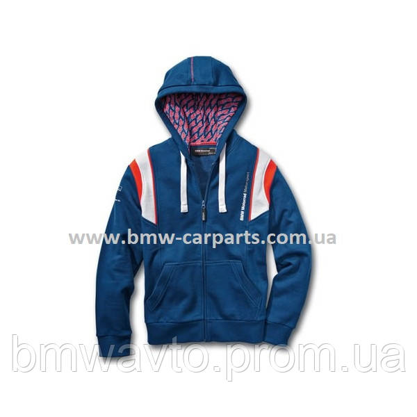 Куртка унисекс BMW Motorrad Motorsport Hooded Jacket, Unisex, фото 2