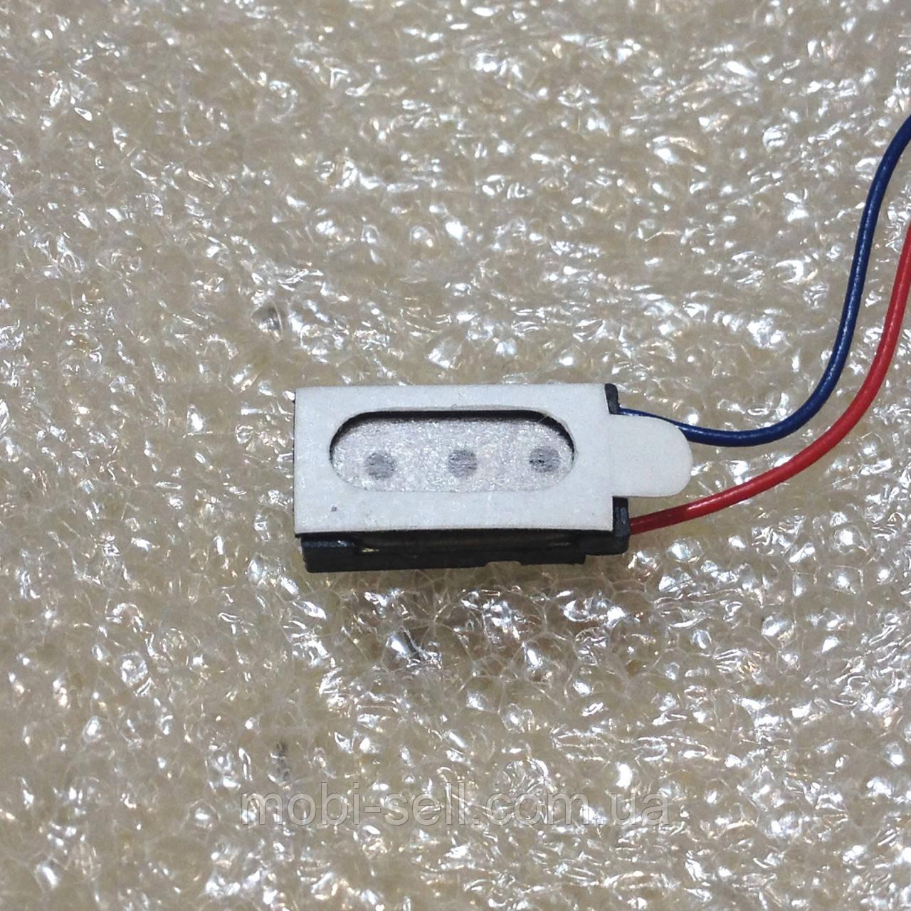 Динамик для Cubot Note S (speaker, слуховой, разговорный)