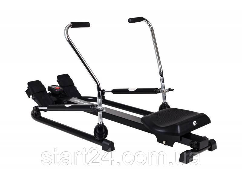 Гребной тренажер Hop-Sport S-050R Glide