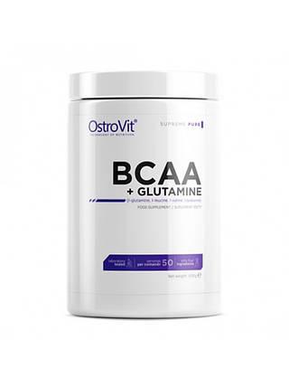 Амінокислоти OstroVit ANTICAT BCAA + L-Glutamine, фото 2