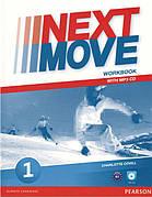 Next Move 1 Workbook + CD ISBN: 9781447943570