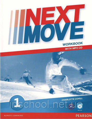 Next Move 1 Workbook + CD ISBN: 9781447943570, фото 2