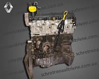 Дизельный двигатель 1.5 Dci (K9K) Renault Kangoo Рено Кенго1.5 dci 2006-2011 г. в.