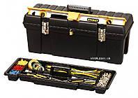 Ящик для інструменту STANLEY професійний пластмасовый, 65,9 x 27,2 x 26 см