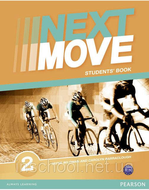 Next Move 2 Students' Book ISBN: 9781408293621