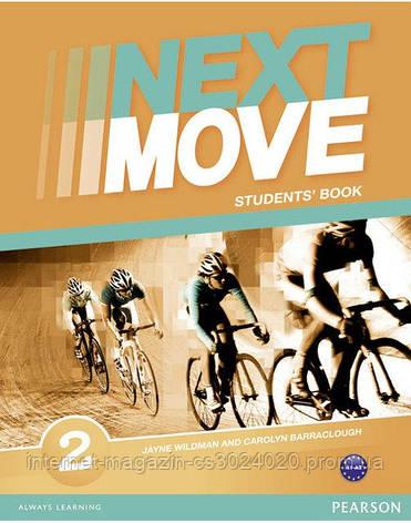 Next Move 2 Students' Book ISBN: 9781408293621, фото 2