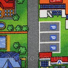 Детский ковролин с дорогами AW PLAYCITY , фото 3