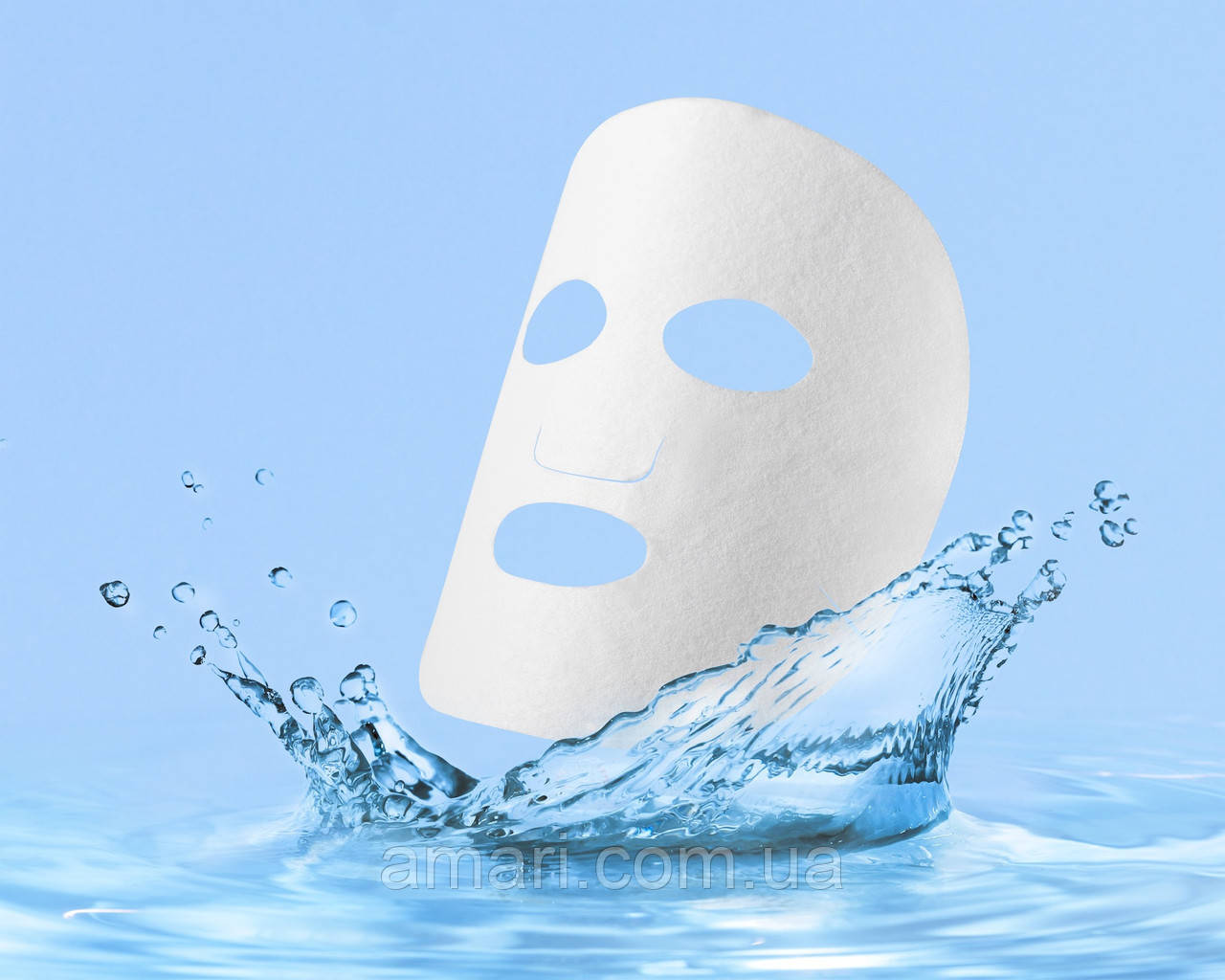 Увлажняющая маска для лица с морским коллагеном, мл 60