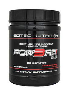 Предтренировочник, NO Scitec Nutrition Pow3rd! 2.0 350 g