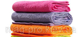 Махровое полотенце цветное 50х90 плотность 500гр./м2 Пакистан, фото 2