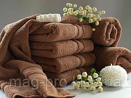 Махровое полотенце цветное 50х90 плотность 500гр./м2 Пакистан, фото 3