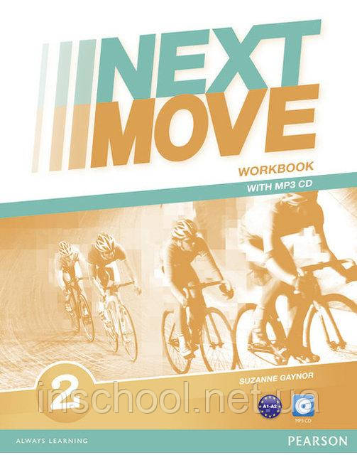 Next Move 2 Workbook ISBN: 9781447943600