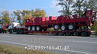Международные перевозки негабаритных грузов Украина - Беларусь. Аренда трала. Негабарит