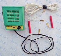 Комплект - терморегулятор для инкубатора ТБ 1500 с силиконовым тэном