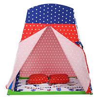 Игровая палатка для спорт уголка Домик - 2.1