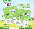 Маска тканевая c зеленым чаем Esfolio Pure Skin Green Tea Essence Mask Sheet, фото 2